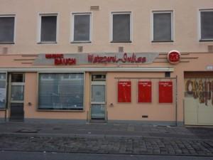 Weisswurst-Bauch