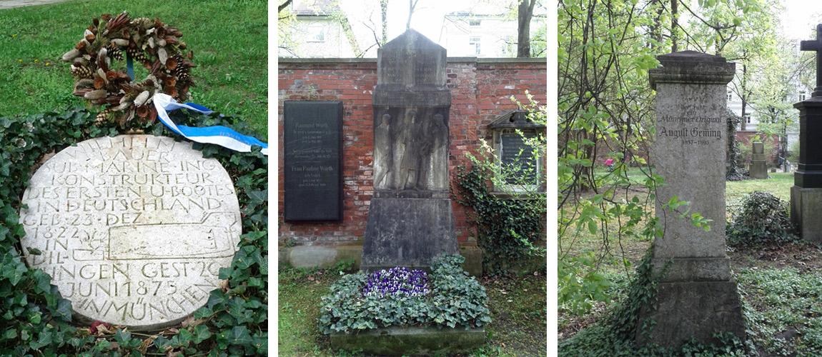 Nordfriedhof_Graeber