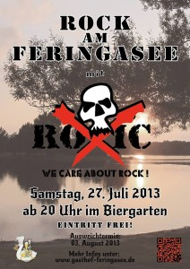 Rock-am-Feringasee