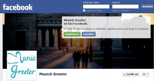 Munich Greeter Facebook